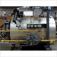 Thermal Fluid Heated Steam Generator