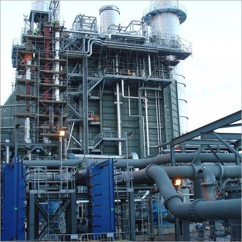 Industrial Waste Heat Recovery System