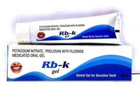 RB-K Gel Tooth Paste