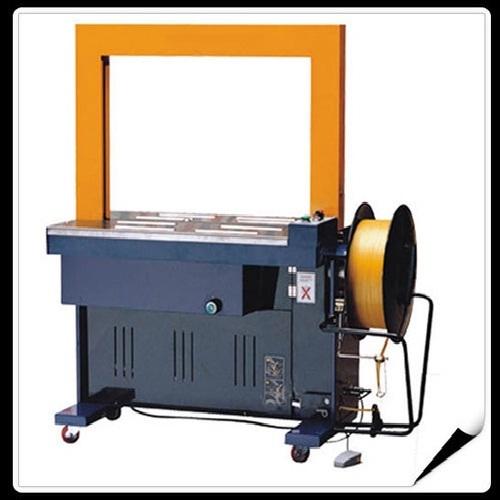 Semi Automatic Strapping Machine