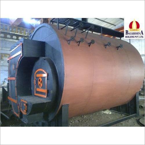 Fired Boiler