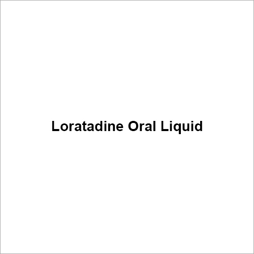 Loratadine Oral Liquid