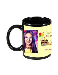 Nimble Customized Photo Mug