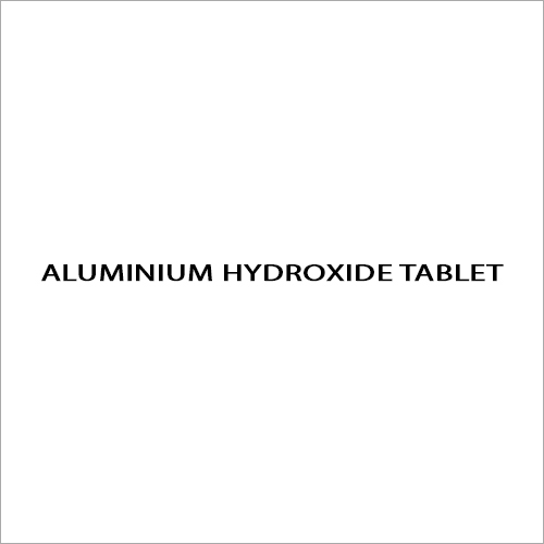 Aluminium Hydroxide Tablet
