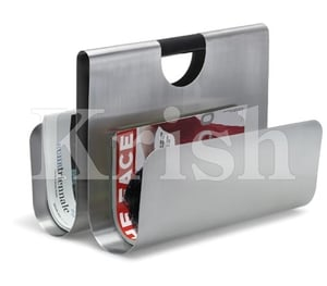 2 Way out Magazine Rack