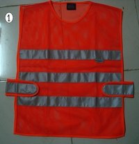 Reflectiv Safety Jacket