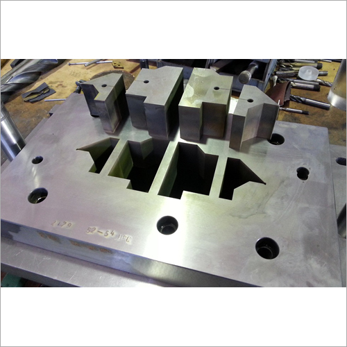 Wire Cut Die Plate