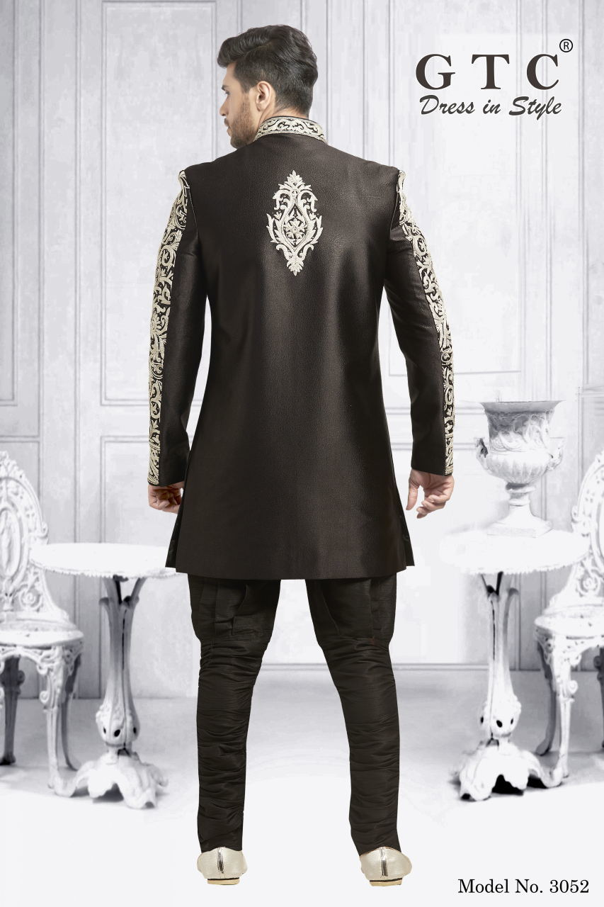 3052 Designer Sherwani
