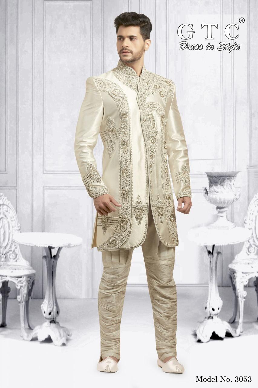 3053 Designer Sherwani