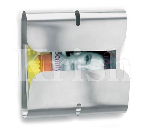 Wall mount Magazine holder