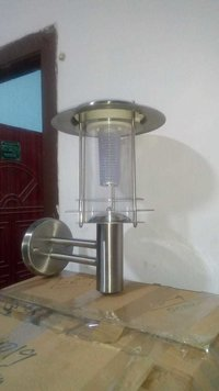 Compound Wall Mounted Solar Lamp