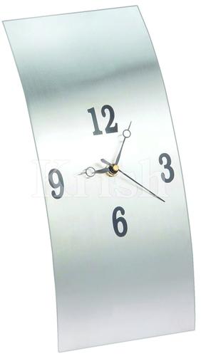 Curved Desktop Clock