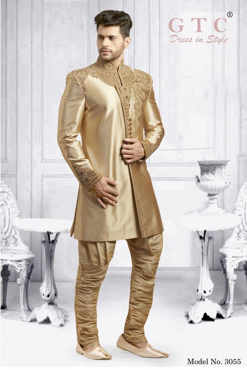3055 Designer Sherwani