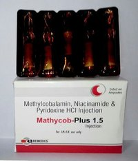 Methylcobalamin Nicotinamide Injection