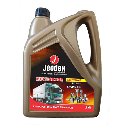 5 Ltr Multigrade Engine Oil