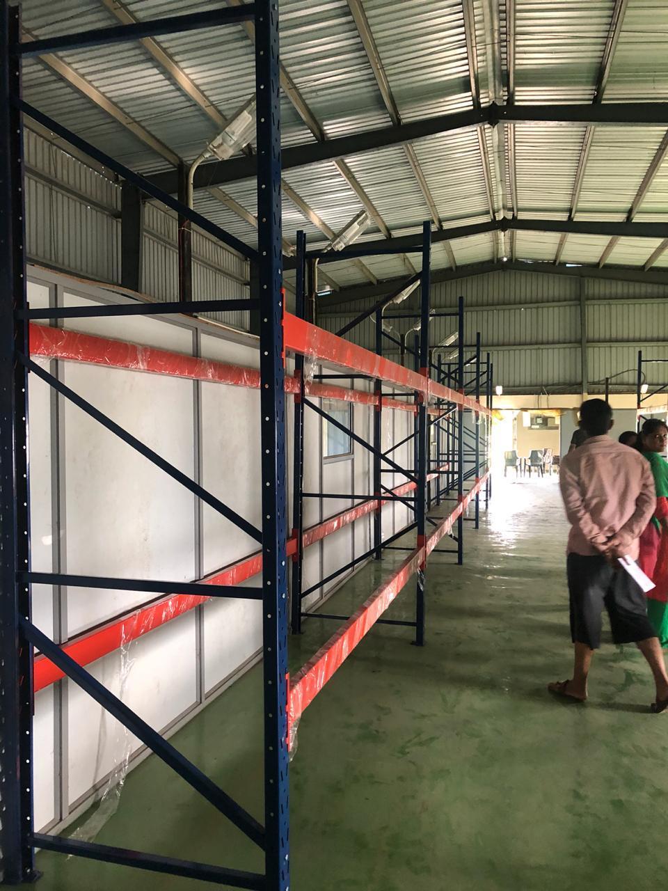 Heavy storage racks manufacturer