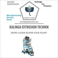Hm Lldpe Mono Layer Plant