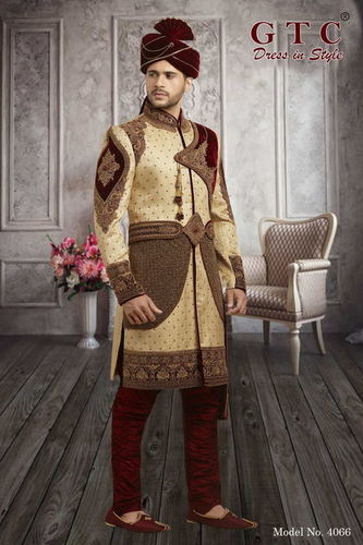 4066 EXCLUSIVE & WEDDING SHERWANI