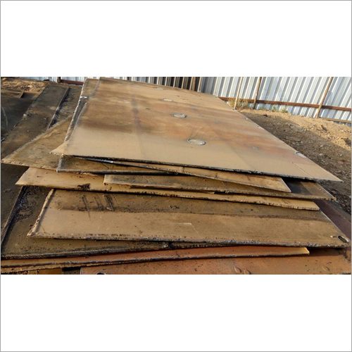 Used Marine Mild Steel Plate And Cutting
