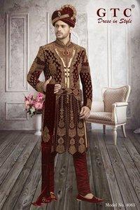 4065 EXCLUSIVE & WEDDING SHERWANI