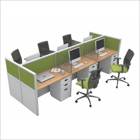 Modular Office Workstation Furniture