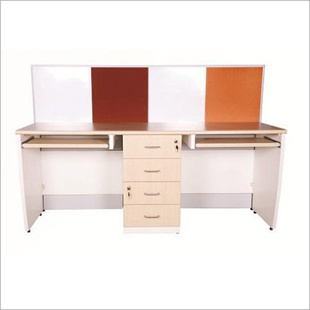 Wood Office Workstation For Offices