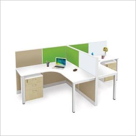Green Modular Office Furniture