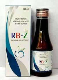 Multiviamin Syrup 100 Ml