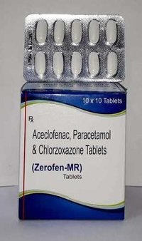 Aceclo-Para Chlorzoxazone Tablet