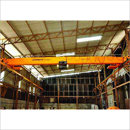 EOT & HOT Cranes (Single & Double Girders)