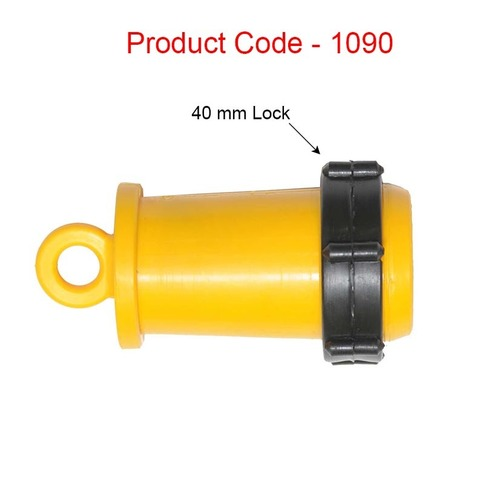 End Cap / 40 mm Lock