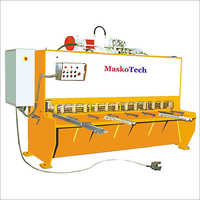 Shearing and Press Brake Machine
