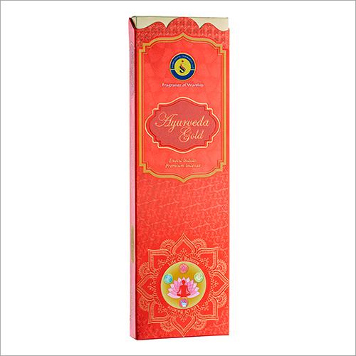Ayurveda Gold Exotic Indian Premium Incense