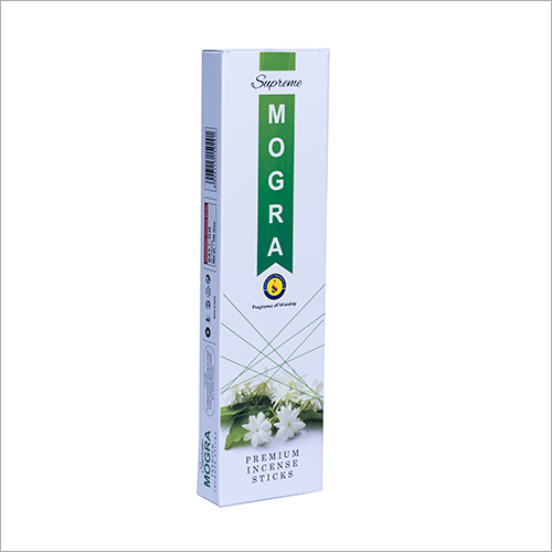 Mogra Premium Incense Sticks