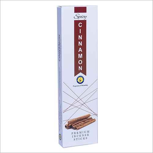 Cinnamon Premium Incense Sticks