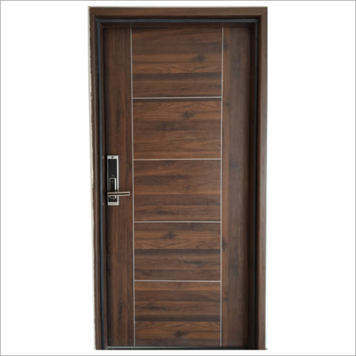Wooden Post Forming Door