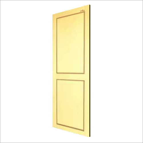 Ivory Color PVC Panel Door