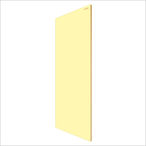Ivory PVC Flush Door