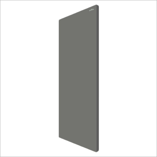 Grey PVC Flush Door