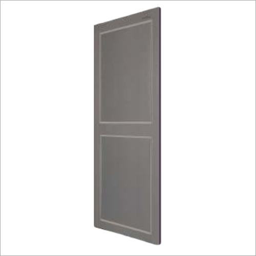 Gray Color PVC Panel Door