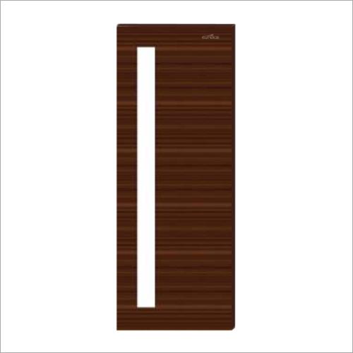 Hinged Laminate Themed Door