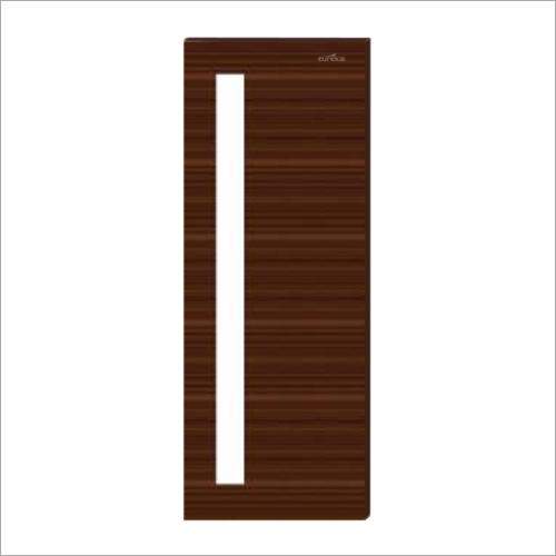 Hinged Laminate Themed Door