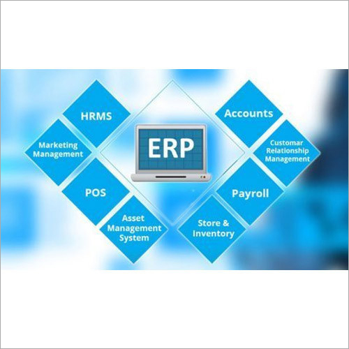 Version 2.5 ERP Software