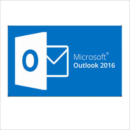 Microsoft Outlook 2016 Paper License Key Software