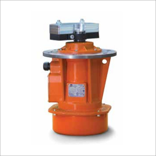 Oli Flanged Vibrator Motors