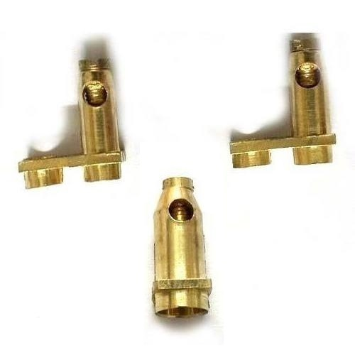 brass 15amp and 10amp joint socket