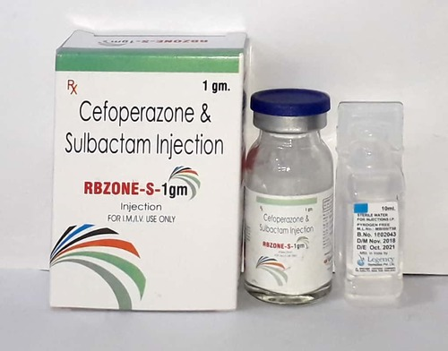 Cefoparazone & Sulbactam Injection