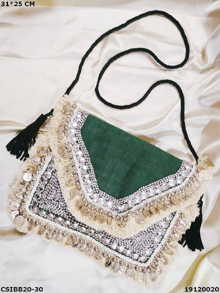 Vintage Boho beaded Bags