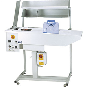 Manual Shirt Folding Station