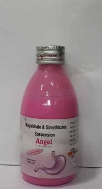 Magaldrate With Simethicone Angel Mint Flvr